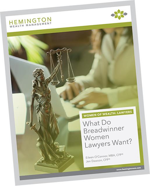 Breadwinner Women Lawyers - Hemington Wealth Management